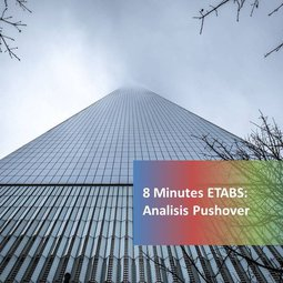 8 Minutes ETABS: Analisis Pushover